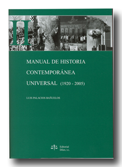 Manual de Historia contemporánea Universal II